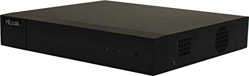 HIKVISION 16Kanal 2MP 1080p hd-tvi AHD/CVI/CVBS DVR CCTV Video Recorder dvr-216g hiwatch Serie, schwarz Dvr-serie