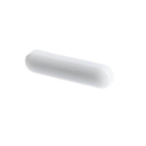 Homyl 1pcs Magnetrührstäbchen Rührfische Labor Magnetic Stirrer Mixer Stir Bar, rostfrei & hitzebeständig - 8x30mm