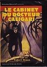 Bild von Das Cabinet des Dr. Caligari LANGFASSUNG DVD in der Hauptrolle Werner Kraus , Conrad Veidt , REGIE Robert Wiene FR-Import/ UT deutsch