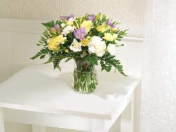 Friendship Freesia and Carnation...