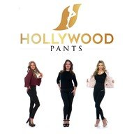 Hollywood Pants - The New Slimming Leggings, You'll Look Like Slimmer Instantly! Size L/XL Test