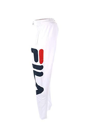Zoom IMG-2 fila classic pure pantalone bianco