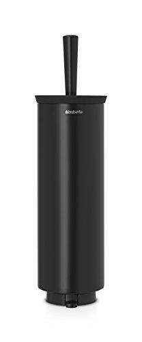 Brabantia profile bagno portascopino wc, nero opaco