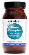 Viridian Bone Health Complex, 90 Veg caps