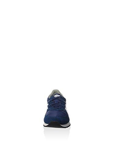Asics Unisex-Erwachsene Oc Runner Sneaker Blau / Weiß