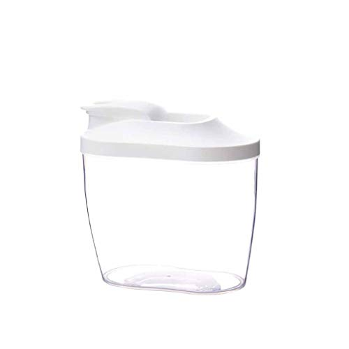 VijTIAN - Caja dispensadora cereales plástico cocina