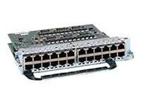 Cisco Systems Cisco 2600/2800 / 3700/3800 Zubehör Routermodul Fast/Giga 23 x 10/100 + 1 x 10/100 / 1000 (Ersatzteil) (2600 Cisco)