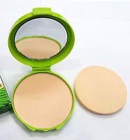 ADS ALOE VERA COMPACT POWDER 24 HRS LONG LASTING PERFECT SKIN MODEL-A8665B