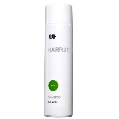JoJo hairpure – Shampoing pour enfant enfants Shampooing – 250 ml