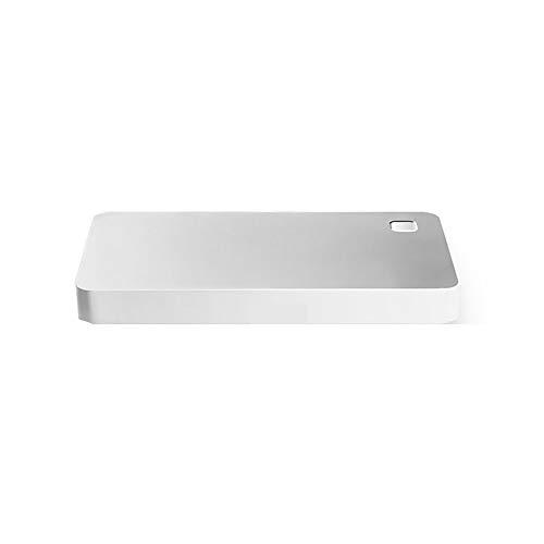 CCHAO Disco Rigido Esterno 1T Usb3.0 Trasmissione Ad Alta velocità Wireless Intelligente da 2,5 Pollici,Silver,1T