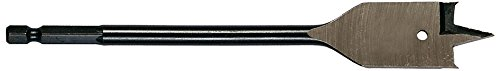 Projahn 19610400 Mèche à bois plate Speed 10 x 400 mm