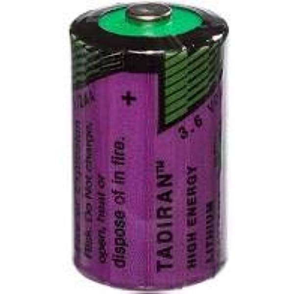 Tadiran Lithium Batterie Sl750 S 4 Stück Elektronik