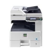 870B61102MX3NL0 - FS-6525MFP/KL3 Druck-, Kopier-, Scan- und optionale Fax-Funktion, bis zu 25 Seiten A4 pro Minute, Individuell anpassbares Farb-Touchpanel, Duplex-Funktionalität, 600 Blatt Papierkapazität, max. 1.600 Blatt, optionaler Multi-Finisher, 3 Jahre Garantie./ Scanner/ -