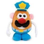 Mr. Potato Head 25cm Herr Polizist Polizei Kostüm Plüsch Super Weich Neu Spielzeug Stofftier Fernsehserie Original Hasbro (Mr Potato Head Kostüm)