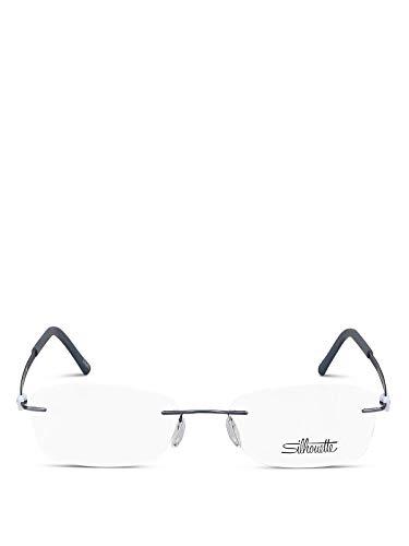 Silhouette luxury fashion uomo 4496406059 grigio occhiali | autunno inverno 19