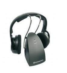 funkkopfhoerer mit ladestation Sennheiser RS 118-8 Schwarz Ohraufliegend Kopfband - Kopfhörer (Ohraufliegend, Kopfband, Verkabelt & Kabellos, 22-18500 Hz, 104 dB, Schwarz)