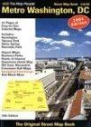 Washington, D.C. Metro Atlas: Street Map Book (Metro Washington Dc Street Map Book) by ADC the Map People (2004-02-03) (Washington Dc Street Map)