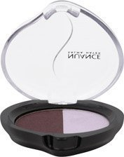 Duo Sheer (Nuance Salma Hayek Mineral Eyeshadow Duo Passion Plum/Sheer Lavender 020 by USA)