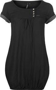Ragwear Damen T-Shirt Lara black jack