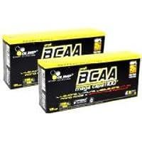 Preisvergleich für Olimp BCAA Mega Caps 1100, 2 x 120 Kapseln Spezialangebot