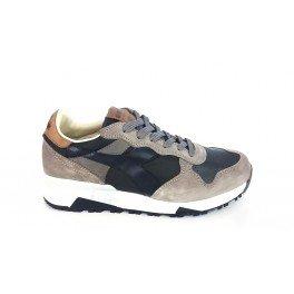 diadora-heritage-uomo-trident-90-nyl-ita-marroni-verdi-pelle-nylon-sneakers-marrone-44-eu