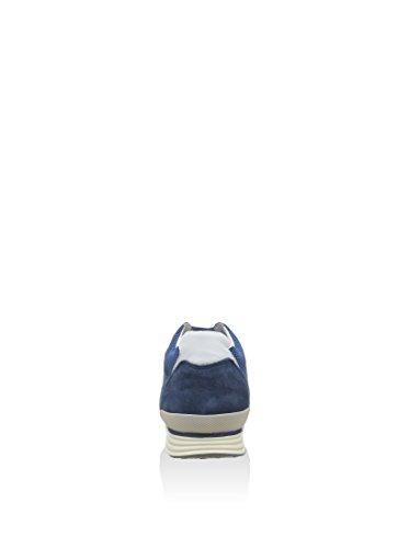 Bûcheron Sm10405 001 N57 Baskets Uomo Navy Bleu