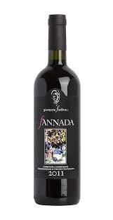 6 x 0.75 l - S'annada, Cannonau di Sardegna Doc, vino rosso sardo prodotto da Giuseppe Sedilesu a Mamoiada