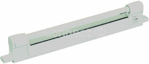 Eterna Link & light 6W T4 ultraslim fluorescent light with triphosphor tube (New mains socket) Cabinet light 270X 19X