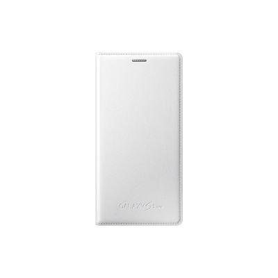 Samsung EF-FG800BWEGWW Flip Cover per Galaxy S5 Mini, Bianco