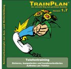 TrainPlan, Seminarkonzepte auf CD-ROM 1.6, CD-ROMs : Telefontraining, 1 CD-ROM Enth. im MS-Word-Format 74 S. Skript, 43 Folien u. 43 Power-Point Folien