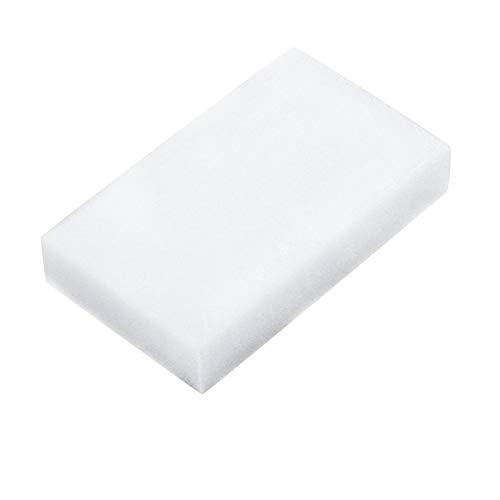 RoadRoman 10 Stück Magic Schwamm Eraser Clean Reinigung Multifunktions-Schaum-Reiniger Wei