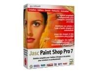 Paint Shop Pro Version 7
