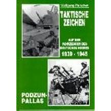 Taktische Zeichen auf den Fahrzeugen des deutschen Heeres 1939 - 1945