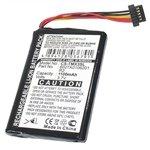 Circle CS-WDT220BL Batterie de remplacement For Tomtom - XXL IQ Routes, 4Ep0.001.02, 1Ep0.029.01, 5EP0.029.01 (Produit Import)