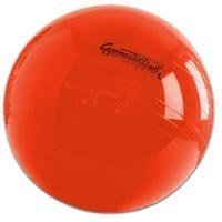Pezziball Gymnastikball 75 cm rot, inkl. Original Pezzi Ballpumpe