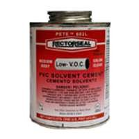rectorseal-55922-1-4-pint-602l-medium-body-low-voc-pvc-solvent-cement-by-rectorseal