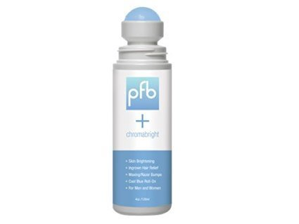 PFB Vanish + Chromabright for Ingrown Hair and Skin Lightening in ONE! 4 oz. / 120 ml.