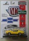 pontiac-gto-yellow-1969-model-car-ready-made-m2-machines-164-by-m2-machines