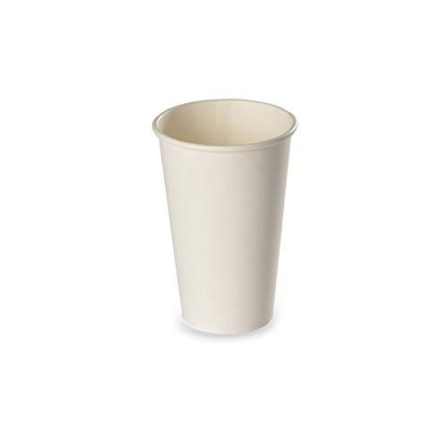 Générique 50 GOBELETS 35CL RECYCLABLES - Blanc
