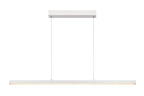 Lucide SIGMA - Pendelleuchten - LED Dim. - 1x30W 2700K - Weiß