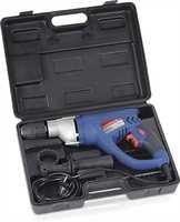 Bohrmaschine elektronische Schlagbohrmaschine 710W + Koffer – POW 30050 - 7