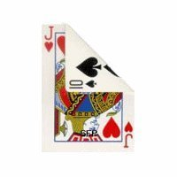 Bicycle Double Face - jeu de 54 cartes format Poker