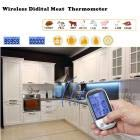 Best Digital Meat Thermometer Wirelesses - Lepakshi Jessica39S Store Digital Wireless Remote Barbecue Meat Review