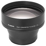 Preisvergleich Produktbild Canon TC-DC58A Telekonverter für PowerShot Pro1