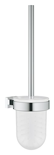 GROHE Essentials Cube | WC - Bürstenhalter | chrom | 40513001