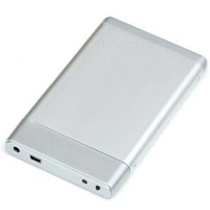 Brand New 500GB USB Externe tragbare Festplatte Laufwerke Storage + Schutztasche aus EVA Tasche - Schwarz ONE TOUCH BACK UP Lieferumfang enthaltene Software (2Years Wiedereinbau-Garantie vom HardDrives247)