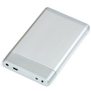 160GB da 2,5pollici USB 2.0-Hard disk esterno