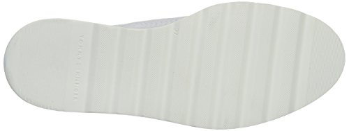 Tommy Hilfiger P1285aulina 2a, Derby Femme Blanc (White 100)