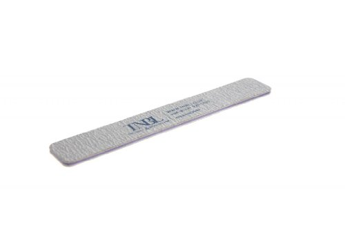 TNBL J-Premium Square Zebra Nail File 100/100 Grit - Pack of 50