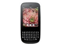 Palm Pixi plus Smartphone (6,7 cm (2,6 Zoll) Display, Touchscreen, 2 Megapixel Kamera) mit Vodafone Branding schwarz